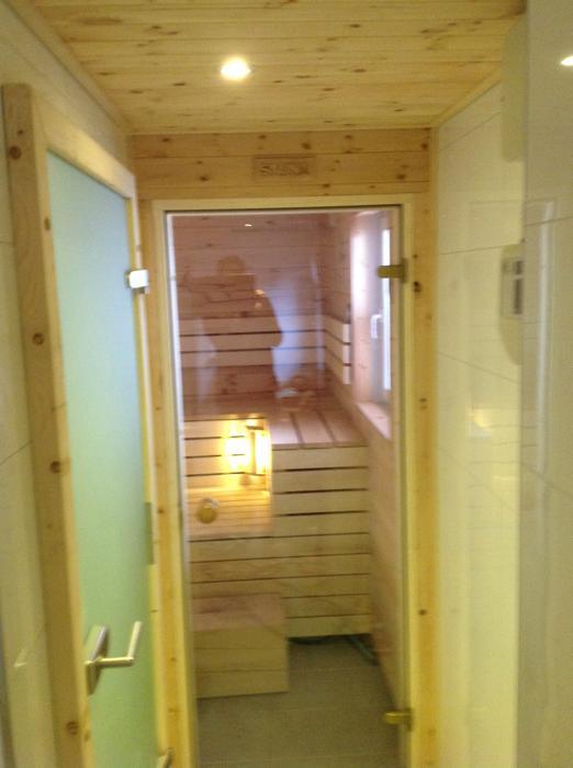 Bäriswil - Sauna