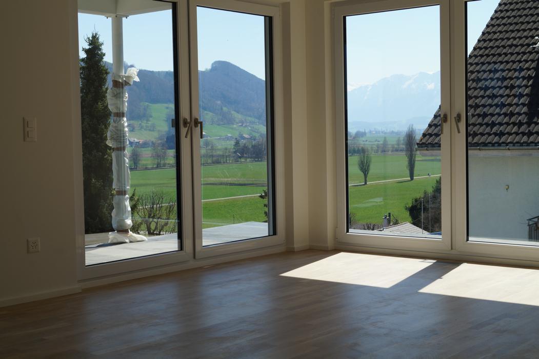 Belp/Toffenholz - Wohnzimmer